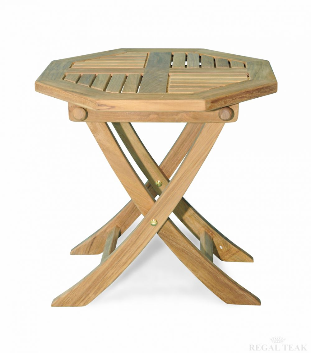 - Small Octagon Folding Table
